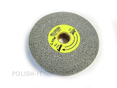 DEBURRING WHEEL 6  X 1  X 1  C/H - 10SF For Smoothing Aluminium • 45.95£