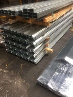Steel Channels Fabrication, Folding, Other Sections Available • 10£
