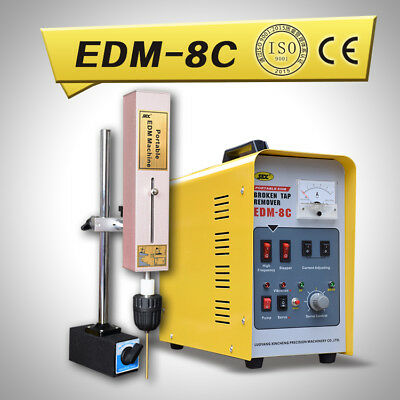 SFX 1PC EDM-8C Portable EDM Machine Broken Tap Removal M2-M20 Tap Disintegrator • 1,199£