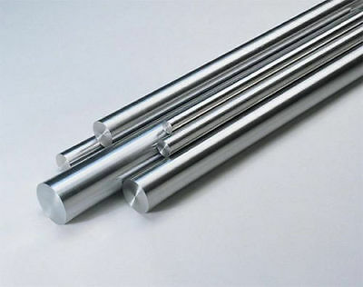 Round Bar/Rod - 304/A2 STAINLESS STEEL -MILL/WELD/METALWORK  - (2 To 100)mm Diam • 2.85£