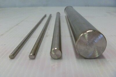 ROUND BAR/ROD - 316 STAINLESS STEEL - Many Diameters And Lengths - Free Cutting • 10.19£
