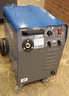 TECARC 181 COMPACT MIG WELDER - Built In The UK   (SHOP SOILED MACHINE) • 590£