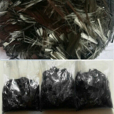 1/2/3/5/6/8/10mm Forging Carbon Fibre Forged Short Cut Filament Chopped Wire • 42.16£