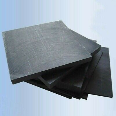 99.9% Pure 10x10cm Graphite Sheets Electrode Material Refractory 1-10mm Thick • 6.99£