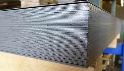 STEEL SHEET/PLATE 2mm THICK - VARIOUS SIZES AVAILABLE • 20.68£