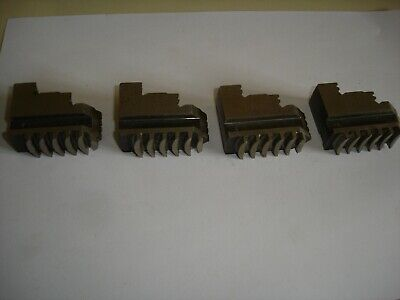 Four Jaw Chuck Jaws • 25£