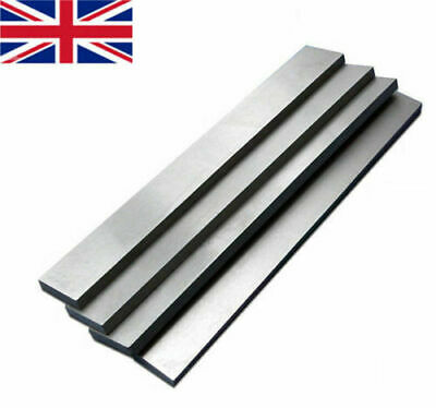 YG8 Solid Cemented Carbide Tungsten Steel Square Bar Rods Strip L: 4  8  UK • 9.49£