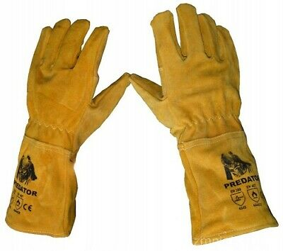 Predator Welding Gloves For Professional High Quality • 7.99£