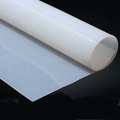 Milk Silicone Rubber Sheet Plate High Temp Food Quality Grade Mat 20 X20  1-3mm • 28.99£