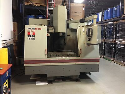 Tree VMC800 3-Axis CNC Machining Center 230V 3 Phase, Good Working Condition • 4,129.65£