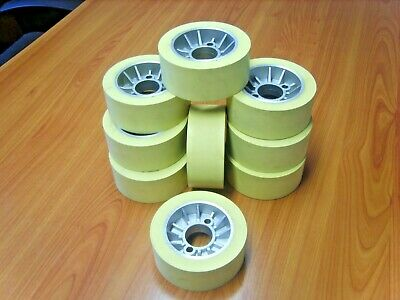 Power Feed Rubber Rollers 120 X 60 Price Each! • 11£