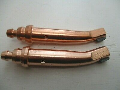 2 X AGNM Gouging Nozzles 2 Sizes 19 And 25. Cutting / Welding Acetylene • 21.50£