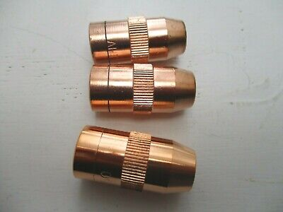 3 X AHT Heating Nozzles 2 Sizes 50 And 100. Cutting / Welding Acetylene • 17.50£
