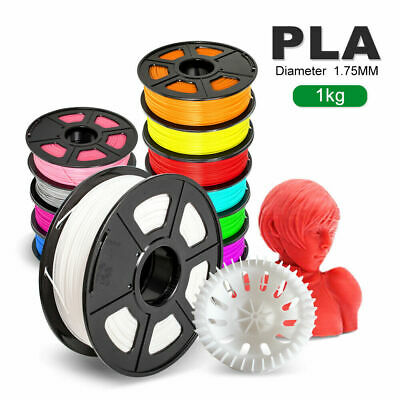 3D Printer Filament PLA PLA+ PETG Printing 1.75mm 1KG Various Colours Available • 14.85£