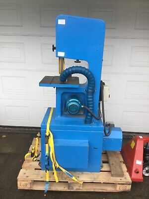 Startrite Bandit Bandsaw And Extractor 3 Phase • 575£