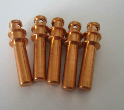 Pk Of 5 Plasma Cutter Extended Electrodes. Compatible With Trafimet A81 / P81.  • 11.99£
