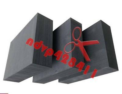 High Purity 99.9% Graphite Sheet Plate 100mm * 100mm * 10mm • 8.21£
