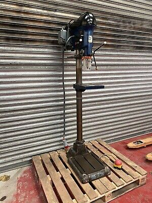 Boxford Union Vintage Floor Standing Pillar Drill 3 Phase • 750£