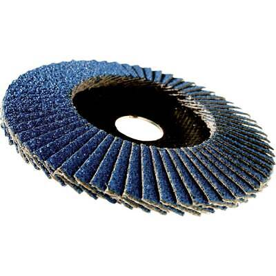 3M 65036 566A Conical Flap Disc 125MM P120 • 4.29£