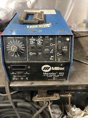 Miller Max Star 152 Arc Welder • 185£