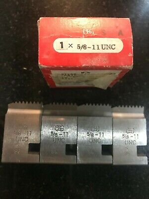 Coventry Die Head Chasers For 1  Die Head 5/8 X 11 UNC  - New • 22.99£
