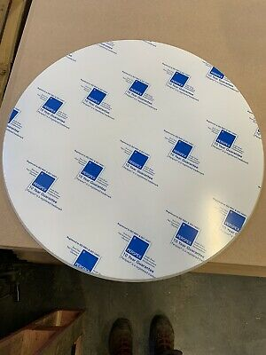 Perspex Discs Opal 040 655mm By 15mm Thick • 100£