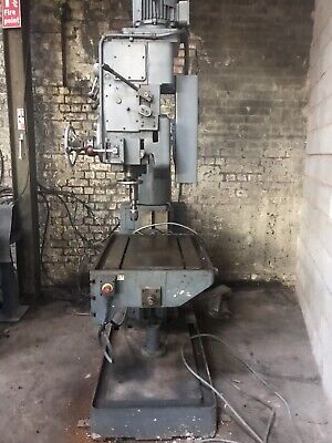 Pollard Radial Drilling Machine REDUCED • 650£