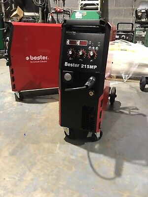 Lincoln Bester 215MP Multi Process MIG Welder Package 230v, With 2 Year Warranty • 729£