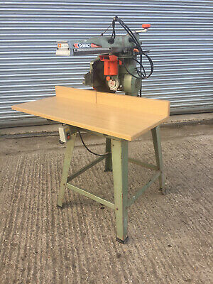 Dewalt 1370 Cross Cutting Saw And Table • 350£