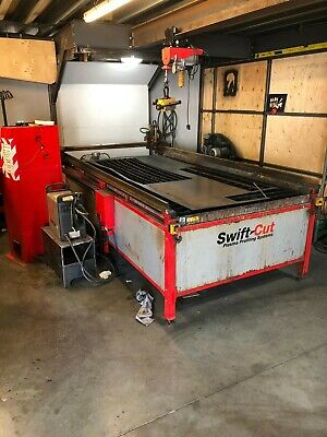 2014 SwiftCut CNC Plasma Cutting Table - Used, Good Condition, Standard Delivery • 4,100£
