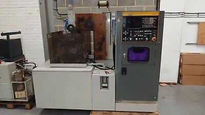 Fanuc Sykes Tape Cut Model L Wire EDM Machine 400 X 250 Working Area  • 1,000£