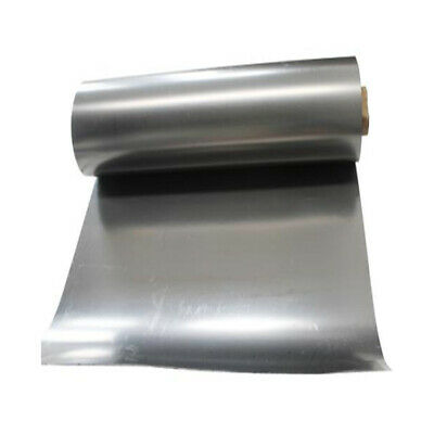 Pure Graphite Flexible Foil Gasket Sheets Thickness 1mm Size 200x250mm • 8.29£