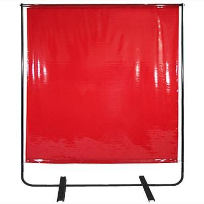 Defender Welding Screens WELDING CURTAIN WITH FRAME (DEFENDER 100 – 5FT X 6.3FT) • 70.37£