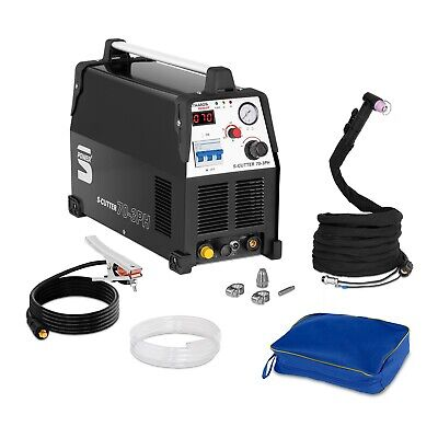 Plasma Cutter Machine Metal Cutting Machine 70A 400V Pilot Arc Air Cooled • 455£