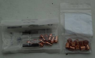 Genuine Trafimet Cb70 Plasma Torch Tips And Electrodes Pr0063 And Pd0088-10 • 32.50£