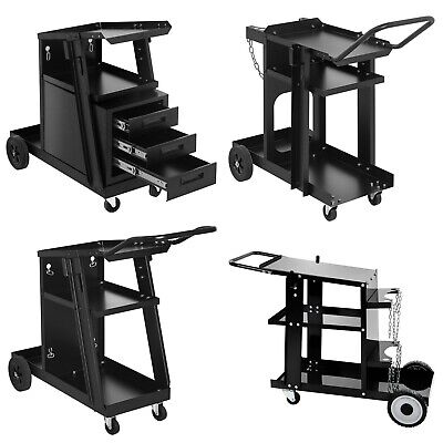 Welding Carts Drawers Or Shelves Welding Wagons Professional Welding Accessories • 139£