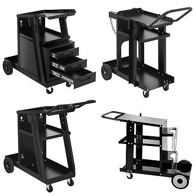 Welding Carts Drawers Or Shelves Welding Wagons Professional Welding Accessories • 89£