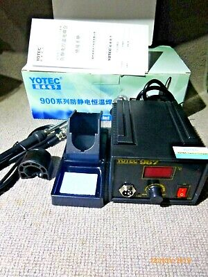 Yotec YT-967 Temperature Controlled Soldering Station, Boxed, New, FREEPOST • 37.99£