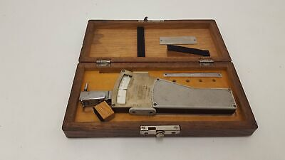 Johansson Precision Machinist Measuring Engineers Gauge 18601 • 42£
