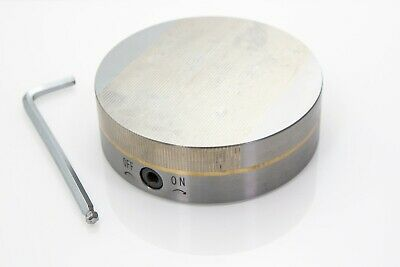 E-Magnets Circular Magnetic Work Holding Chuck / Table • 338.96£