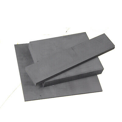 High Pure Carbon Graphite Plate Sheet Electrode Parts Refractory 5mm~20mm Thick • 16.19£