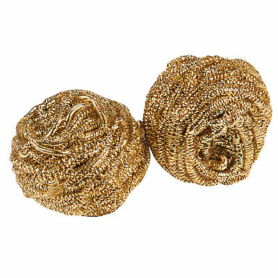 Weller T0051384099 Metal Wool Brass For WDC - Pack Of 2 • 6.36£