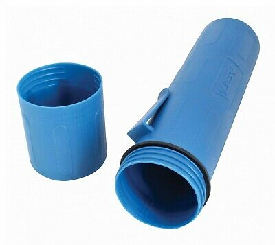 Welding Rod Storage Tube Box Quiver Container For Dry Electrodes With Carry Clip • 9.45£