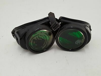 Vintage Bocal Goggles & Lenses In Tin 31227 • 42£