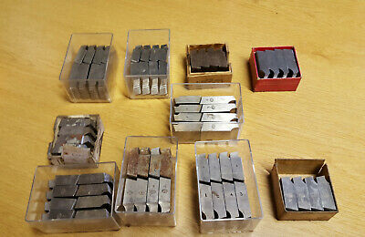 Dies Chasers For Coventry 1.1/4  Die Head 16 Sets Various • 60£
