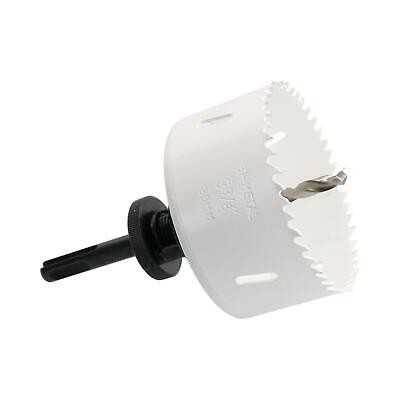 SDS Plus Arbor Mandrill Attachment Complete With HSS Holesaw 32mm – 152mm • 23.99£