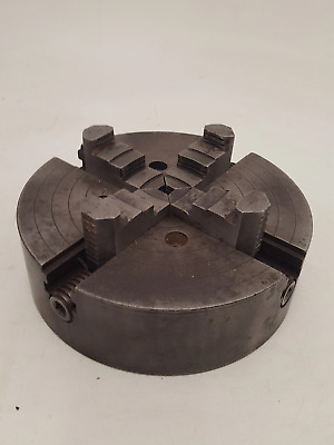 Quality Large Independent 4 Jaw Lathe Chuck 32203 • 82£
