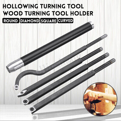 Hollowing Wood Turning Tool Holder Chisel Rotary I • 64.99£