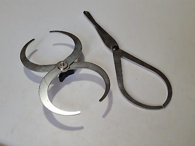 Pair Of Large Double Sided Calipers 33089 • 24£