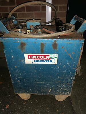Lincoln Norweld Oil Cooled 300amp Welder • 100£